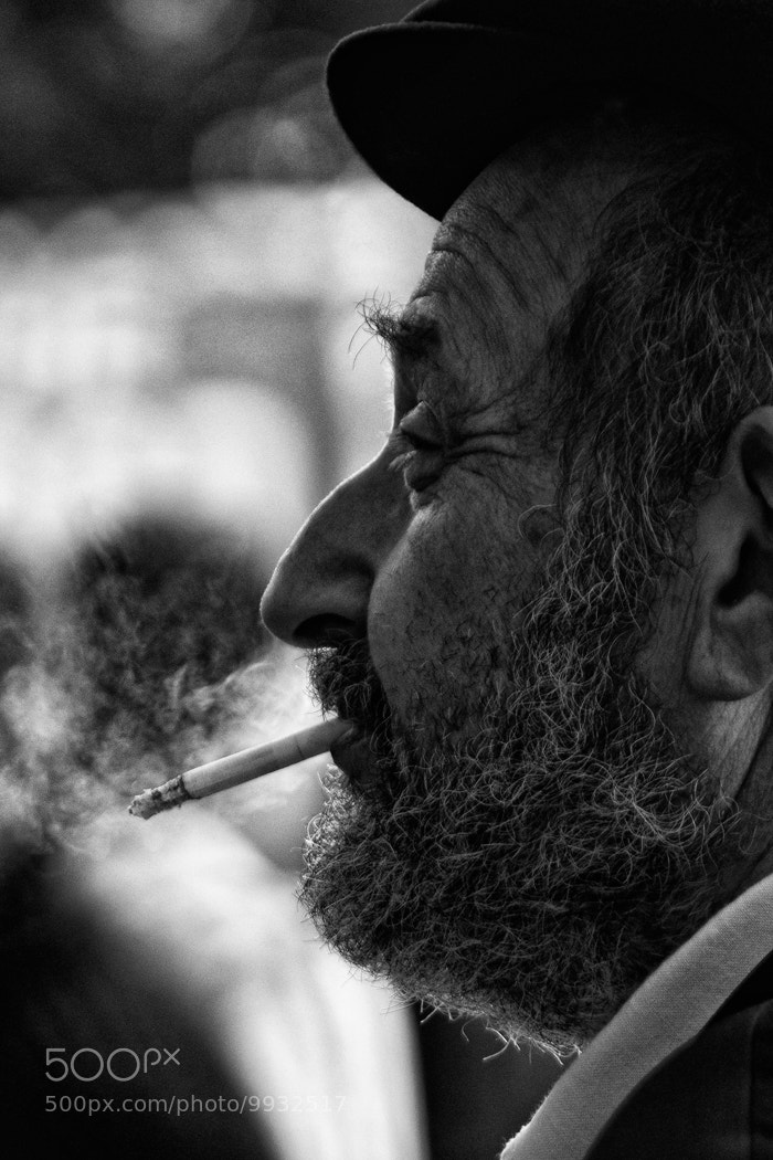Photograph Smoker by Craig poltock on 500px