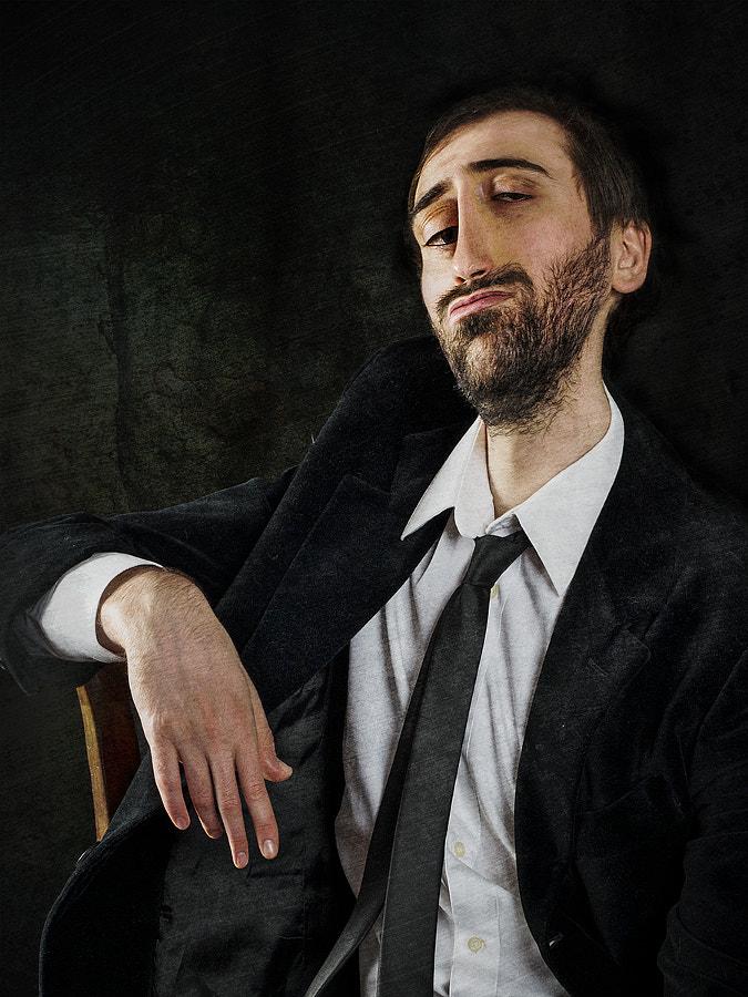 Portrait of Dario Monticelli