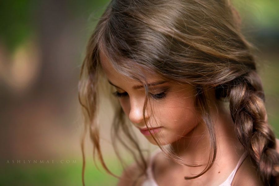 Lost in Thought by Ashlyn Mae Photography on 500px.com