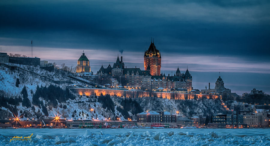Cold Quebec 2015 by Pierre Ruel on 500px.com