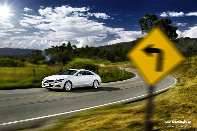 Photograph Mercedes CLS 350. by Leo Sposito on 500px