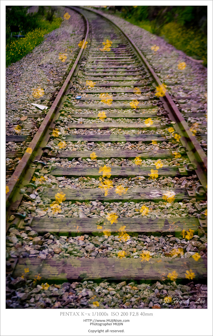 Photograph Old railroad by Je Hyuk Lee on 500px