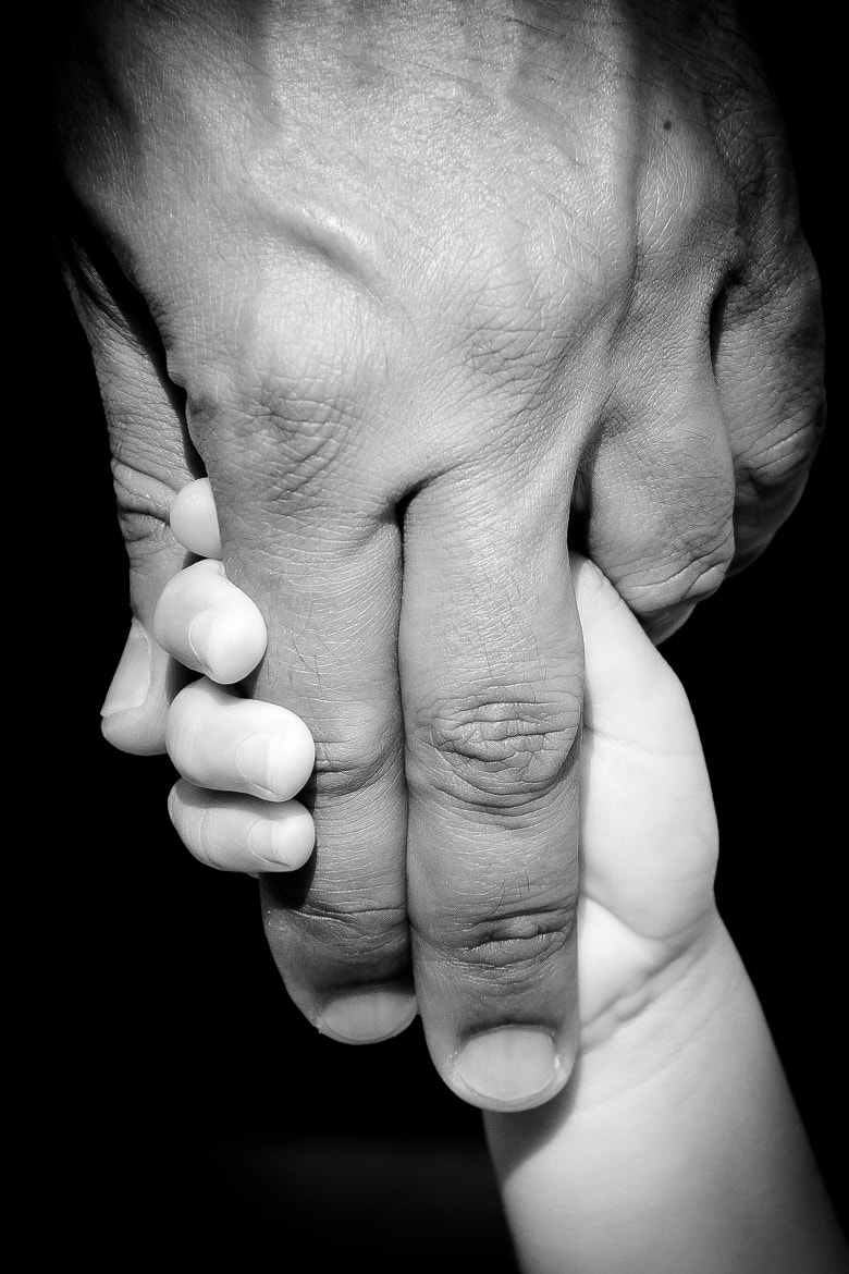 Photograph I Want to Hold Your Hand by Ruben Sanchez on 500px