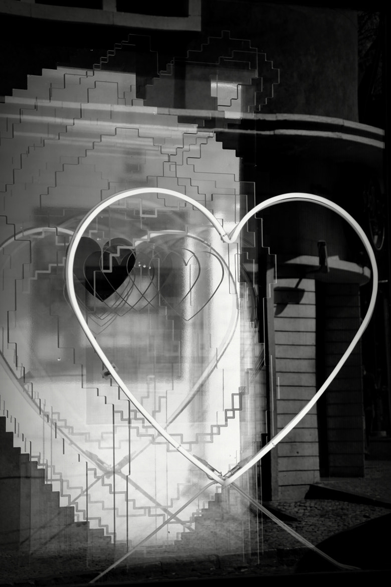 """Photograph ...""""Shape Of My Heart""""... by Maria  Ferreira on 500px"""
