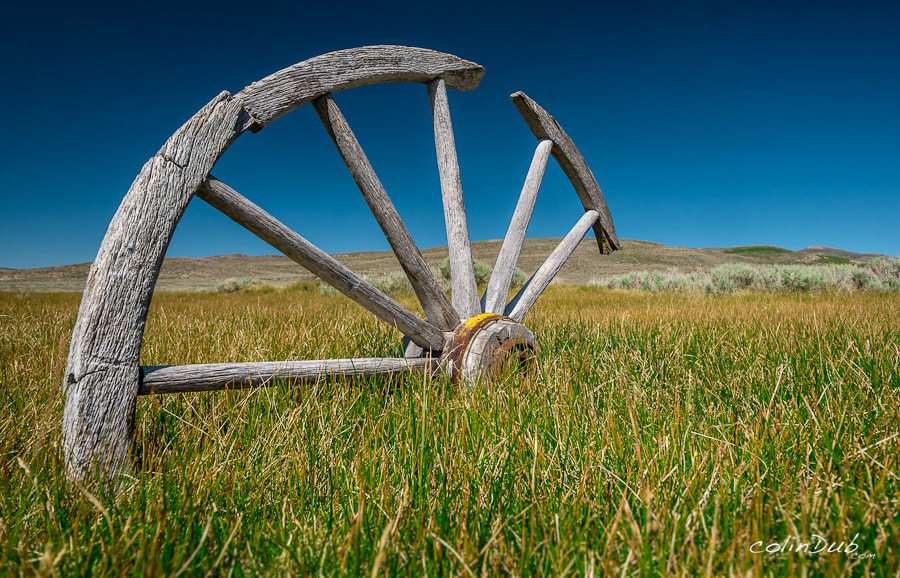 Photograph Wheel by Colin Wojno on 500px