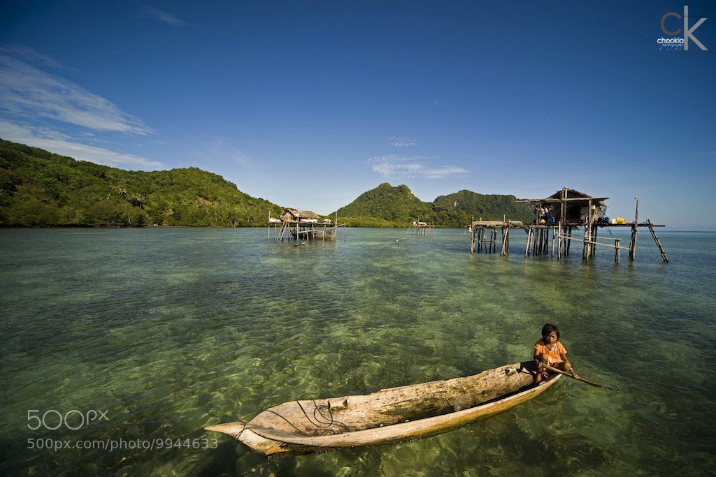 Photograph Life in Semporna # 2 by CK NG on 500px