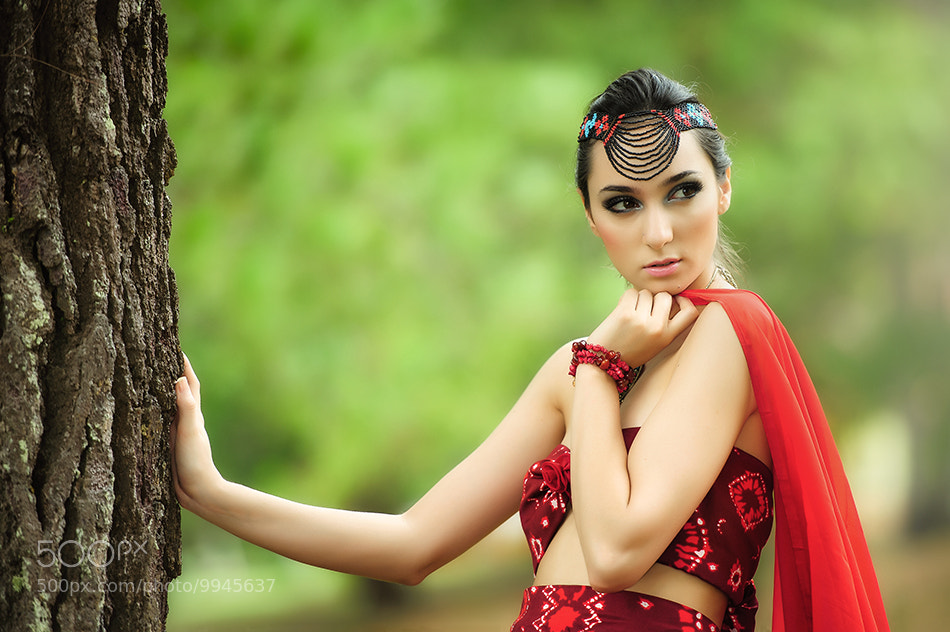 Photograph Carol by Irwan Kairuman on 500px