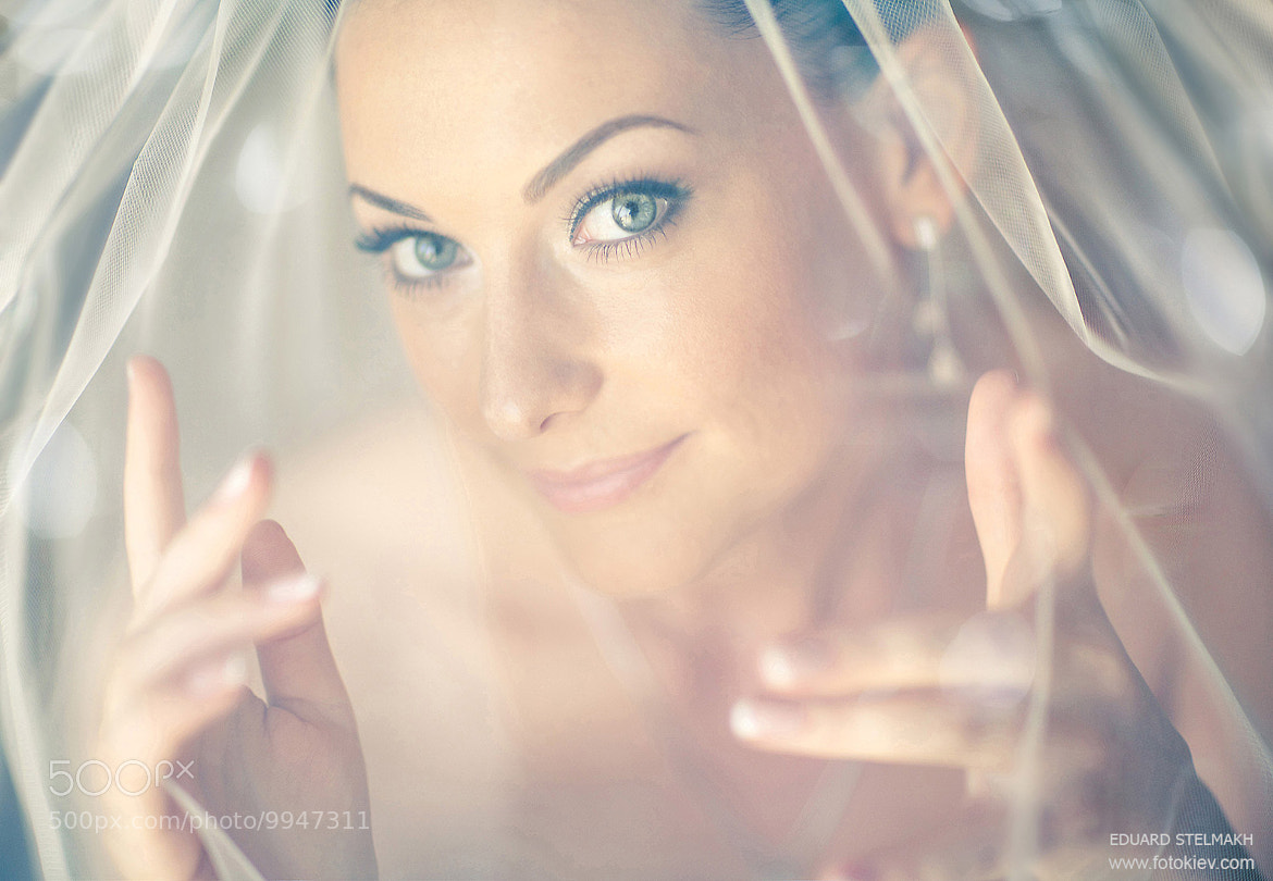 Photograph WEDDING PORTRAIT by Eduard Stelmakh on 500px
