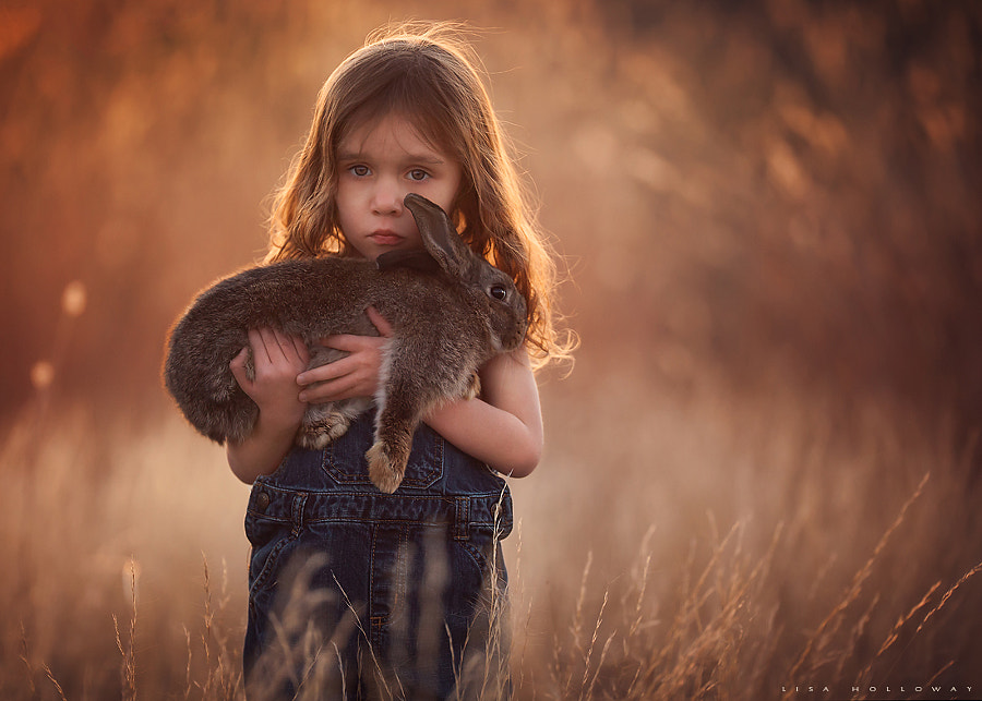 Photograph Little Country Boy by Lisa Holloway on 500px