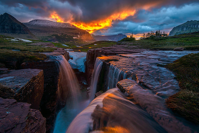 Light Storm by Brian Wilson on 500px