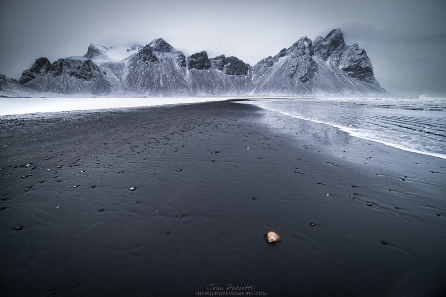 Photograph Winter in Vestrahorn by Ivan Pedretti  on 500px