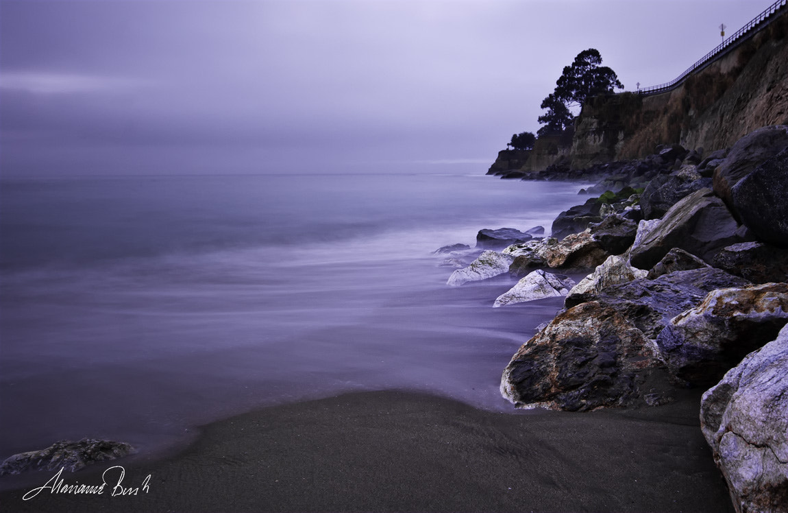 Photograph Capitola Dawn by Marianne Bush on 500px