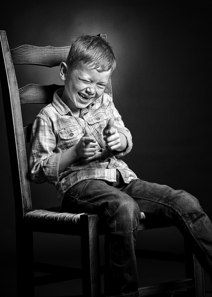Photograph Back atcha' kid.. by Steve Clee on 500px