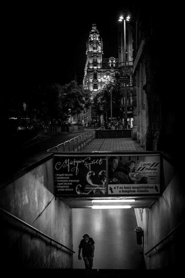Photograph Streets of Budapest #01 by Kim Erikssen on 500px