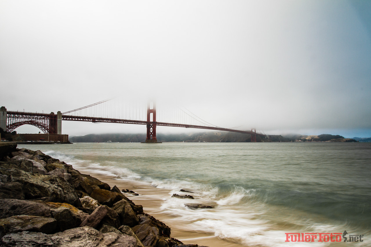 Photograph Golden Gate by Tom Fuller on 500px