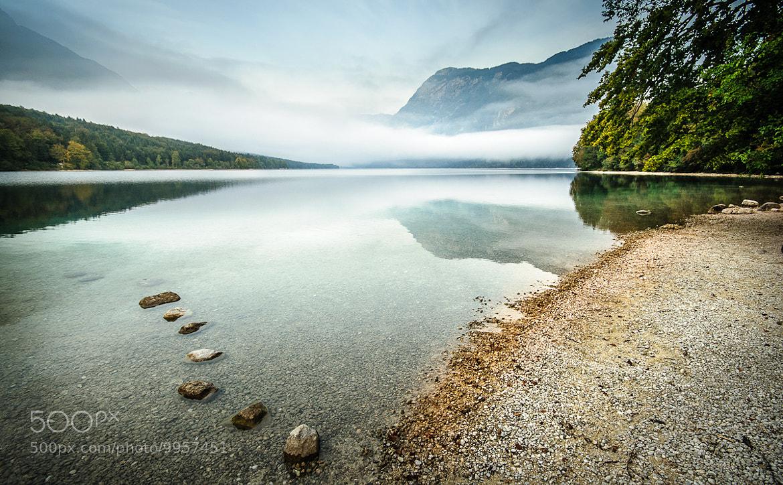 Photograph Lake Bohinj by Rudy Denoyette on 500px
