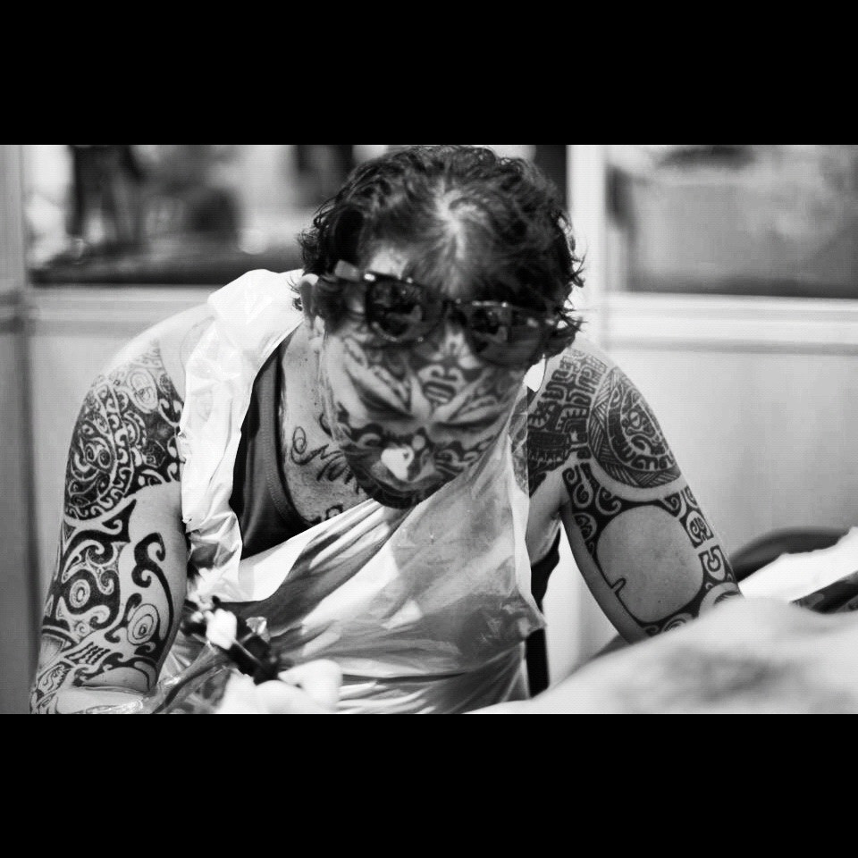 Photograph TATTOO MULAFEST 2012 MADRID by JACOBO PUCH on 500px