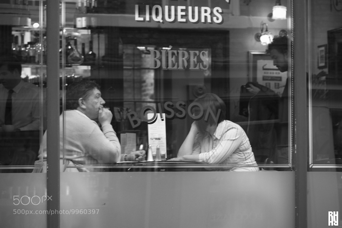 Photograph Cafe by Robert  Harrison on 500px