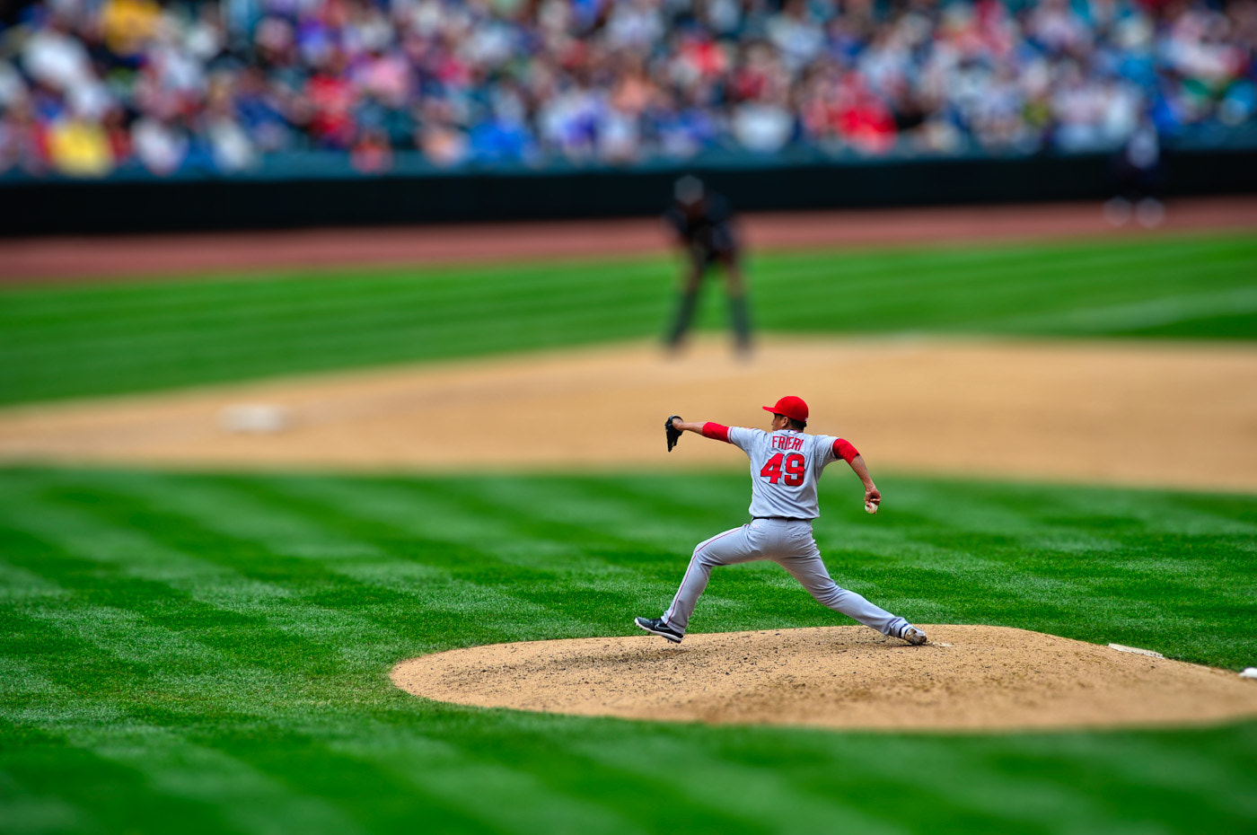 Photograph The Pitch by Brian Bonham on 500px