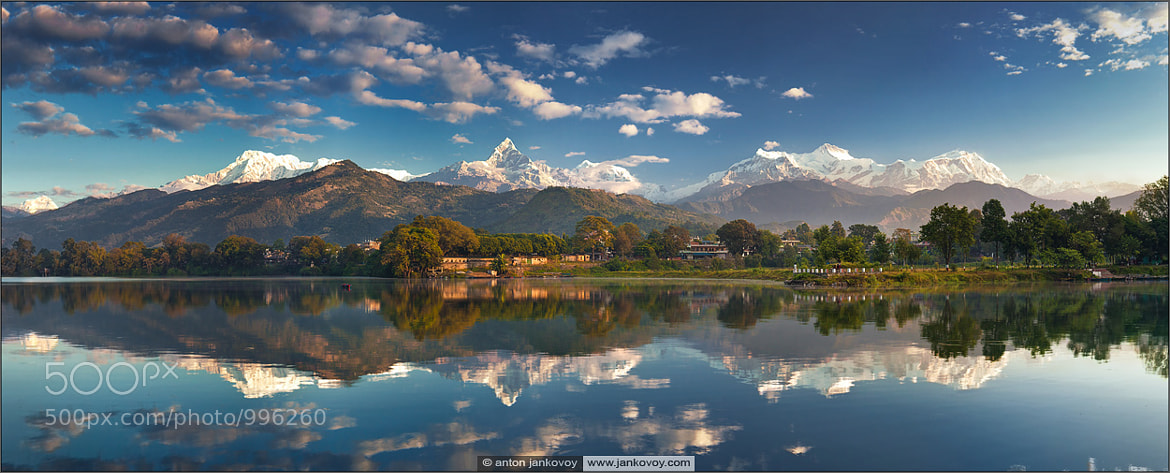 Photograph POKHARA - MY HOME, MY LOVE, MY PARADISE :) by Anton Jankovoy on 500px