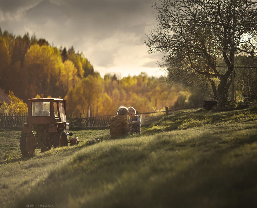 Photograph September.. by Elena Shumilova on 500px