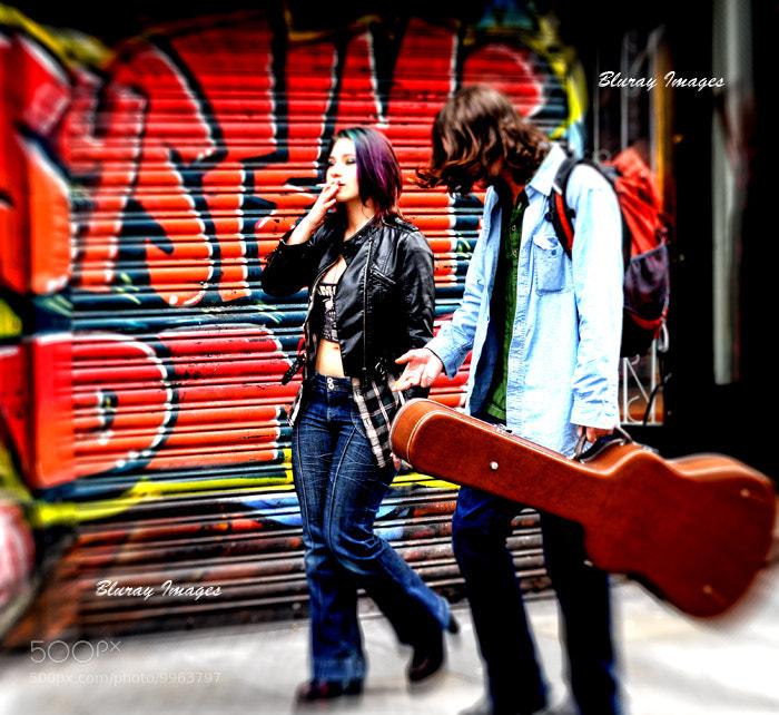 Photograph Rock n Roll by Raymond Paul on 500px