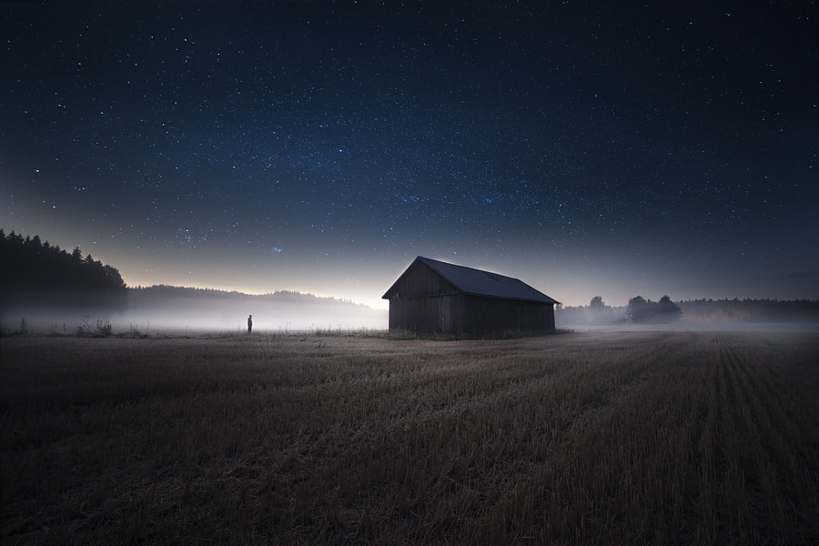 Photograph Star dust by Mika Suutari on 500px