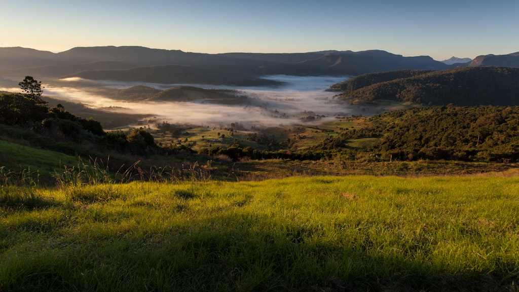 Photograph Numinbah Valley by Troy Steele on 500px