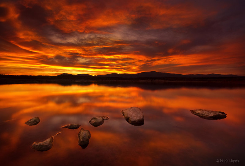 Photograph On fire... by María Llorens on 500px