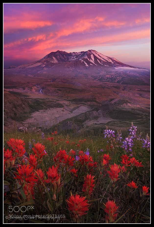Photograph Fire on the Mountain... by Jeremy Cram on 500px