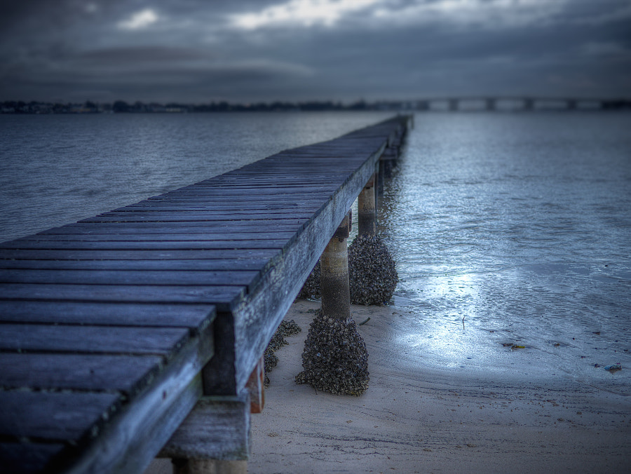 Photograph The Jetty by Des Paroz on 500px