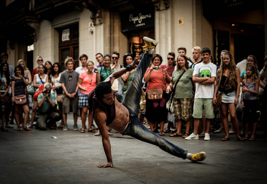 street show by Dawid Róg on 500px.com