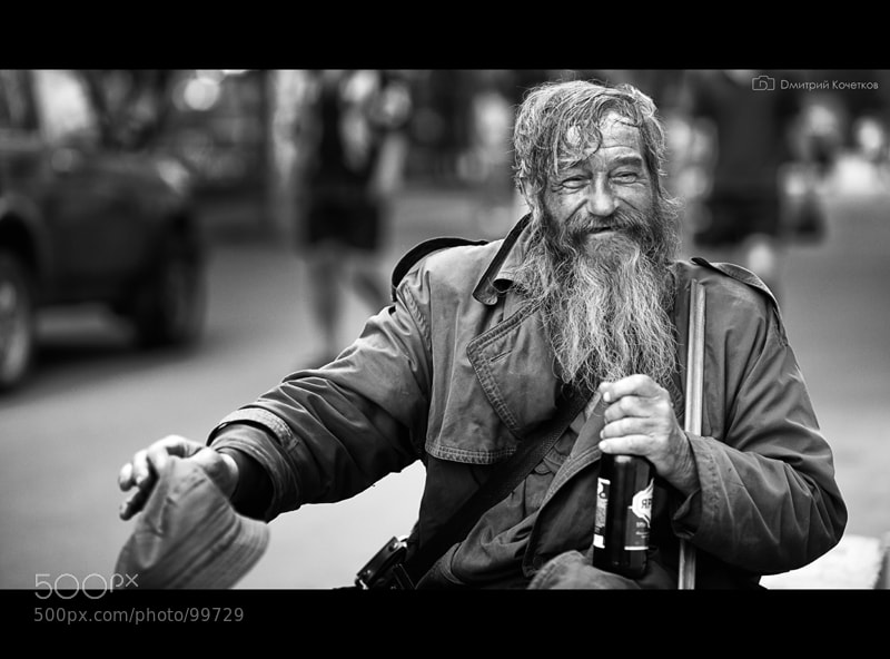 Photograph old man by Dima Kochetkov on 500px