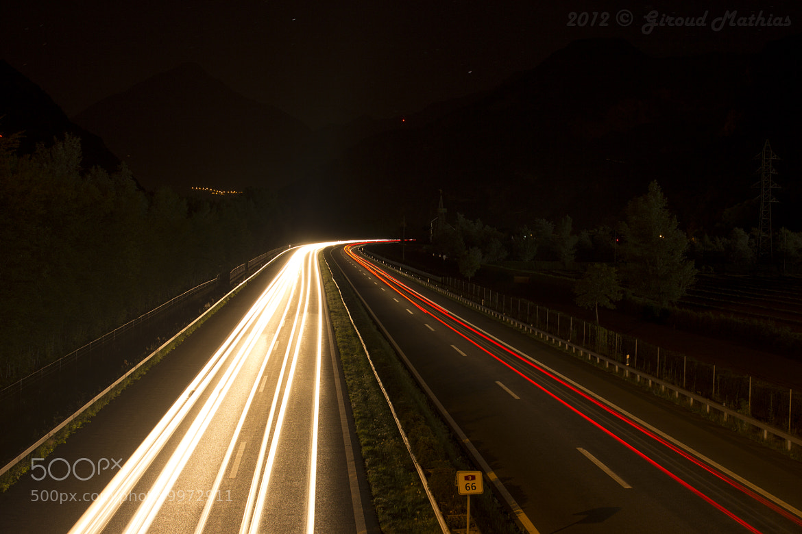 Photograph Collonges highway by Giroud Mathias on 500px