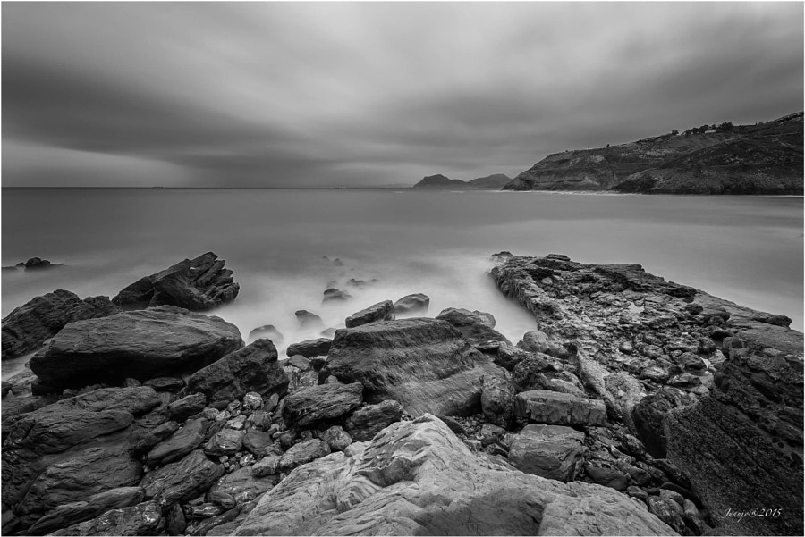 Sky and sea de Juanjo Basurto sur 500px.com