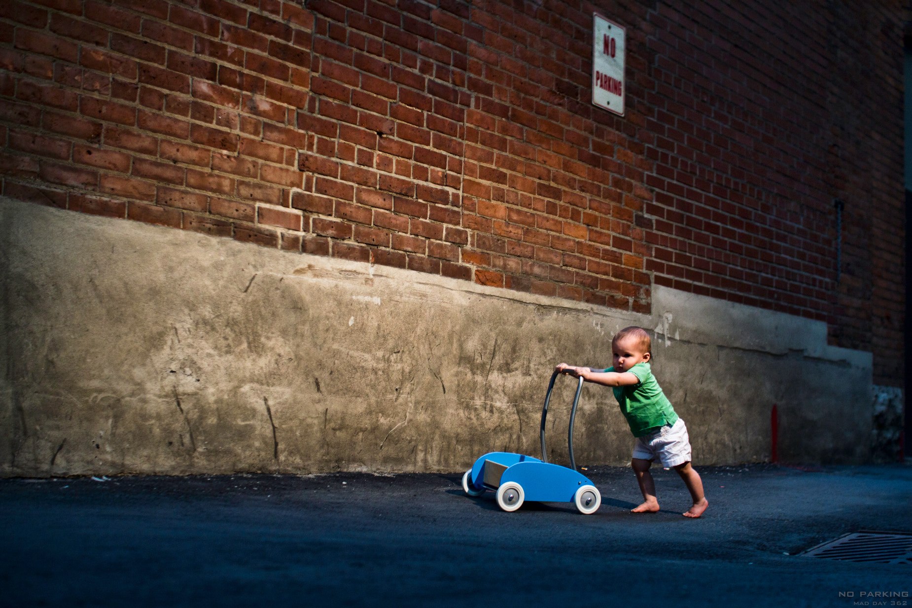 Photograph mad day 362 - no parking by kristopher chandroo on 500px