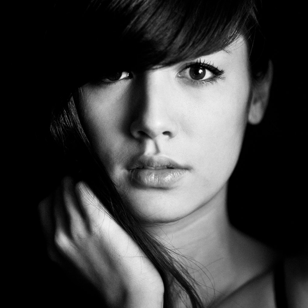 Photograph Kim by Benoit COURTI on 500px