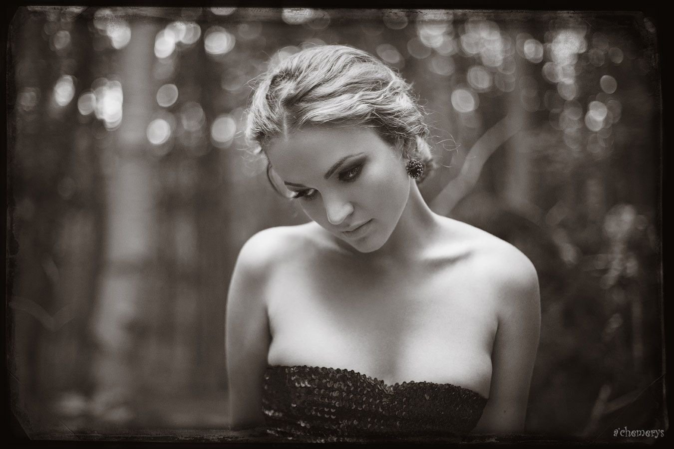 Photograph Vikky by Andrew Chemerys on 500px