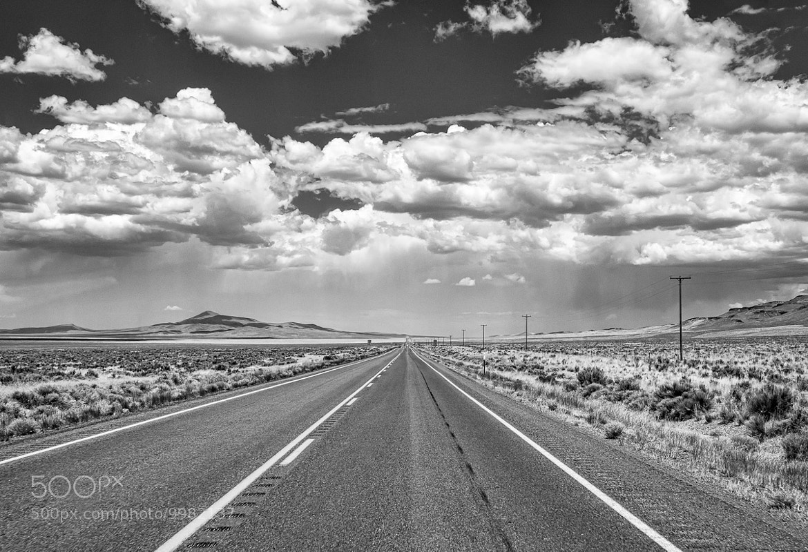 Photograph US-95 Oregon by Aaron English on 500px