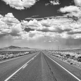 US-95 Oregon by Aaron English (Aaron_English)) on 500px.com