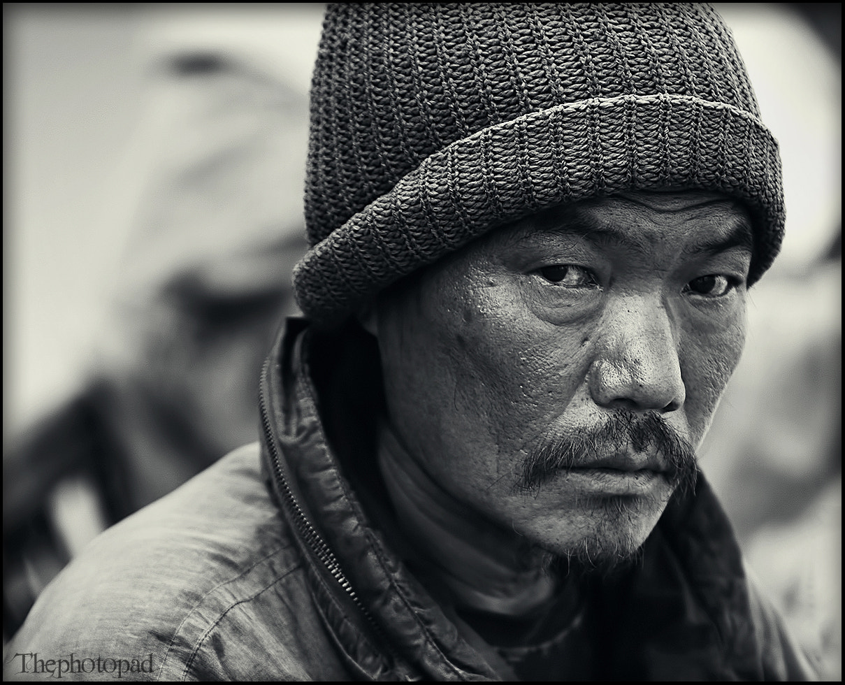 Photograph Untitled Portrait by Sameer pas on 500px