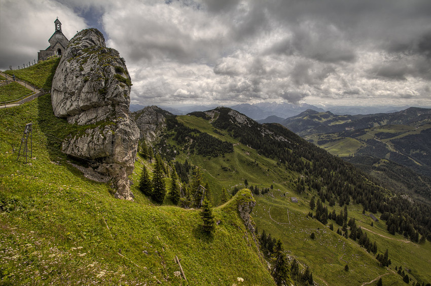 Photograph Wendelstein by ---Jan --- on 500px