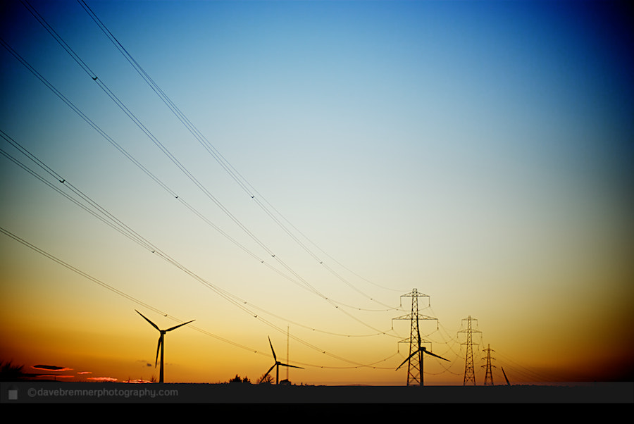Photograph Renewable Power by Dave Bremner on 500px