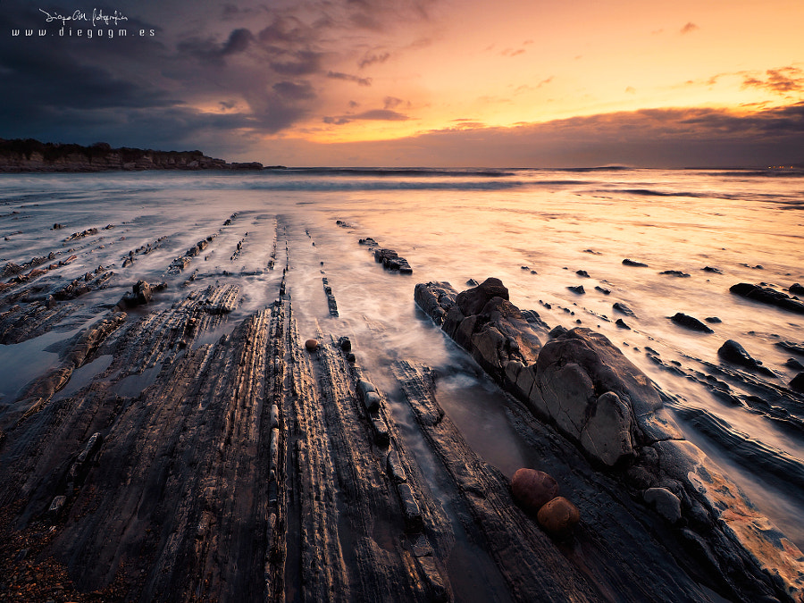 Photograph Flysch by Diego Garin Martin on 500px