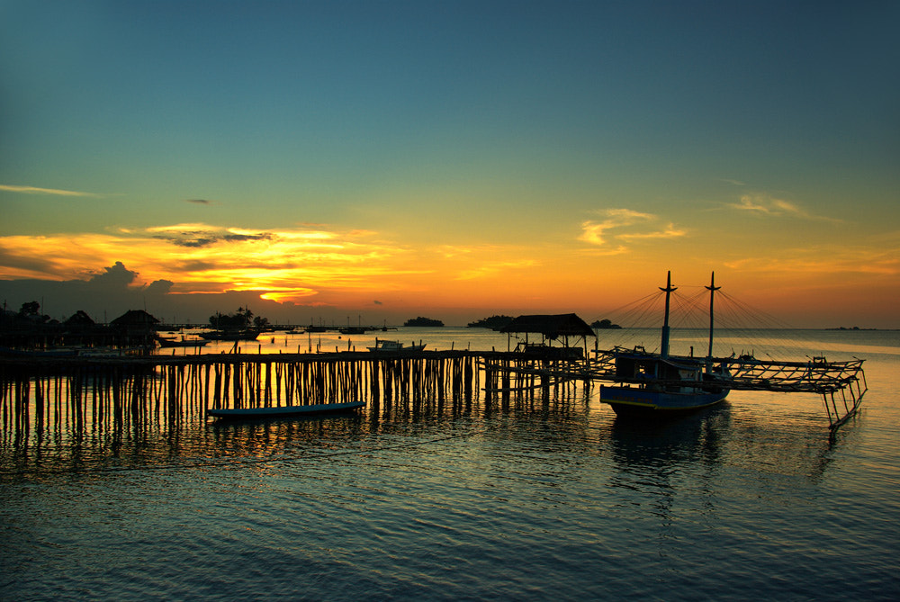 Photograph Sunset by Saelanwangsa  on 500px