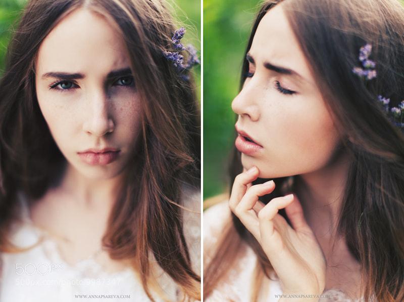 Photograph Maria by Anna Psareva on 500px