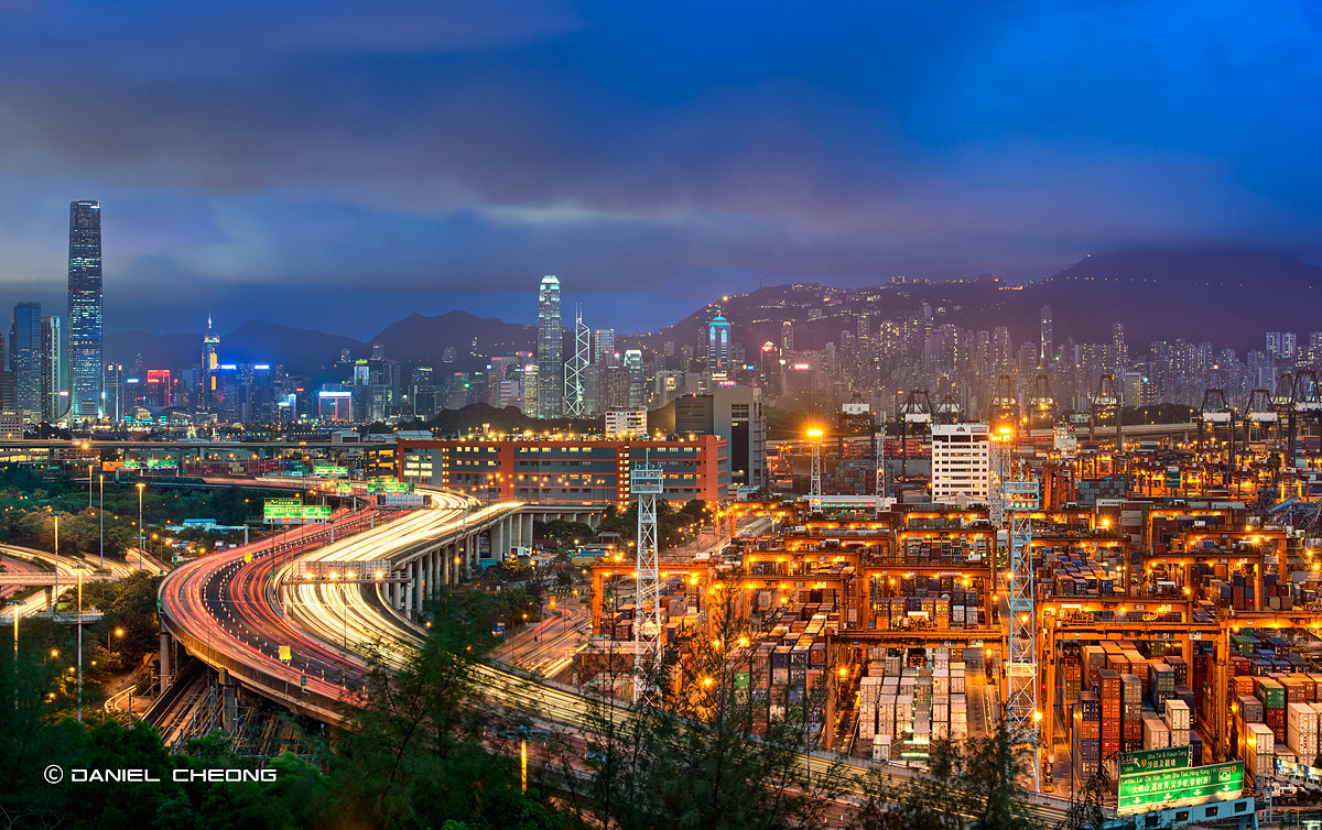 Photograph The Veins Of Hong Kong by Daniel Cheong on 500px