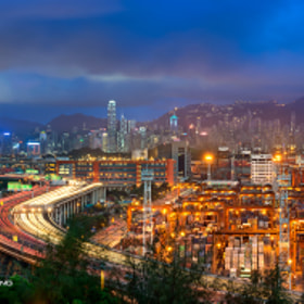The Veins Of Hong Kong by Daniel Cheong (DanielCheong1)) on 500px.com