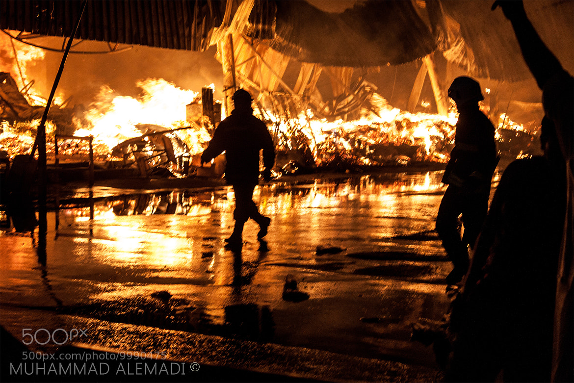 Photograph Flame fighters by Muhammad Alemadi on 500px