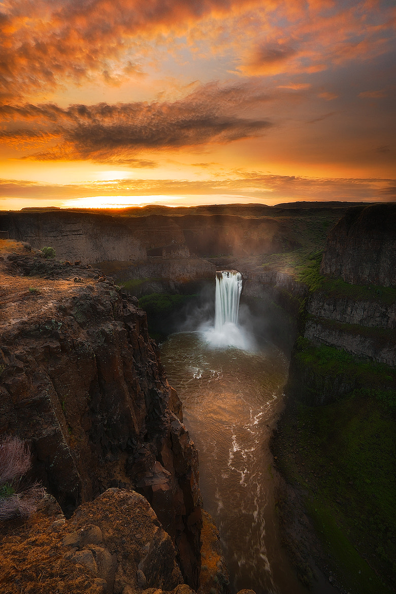 Photograph Palouse Falls by Paul James on 500px